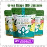 Green Happy CBD Gummies Profile Picture