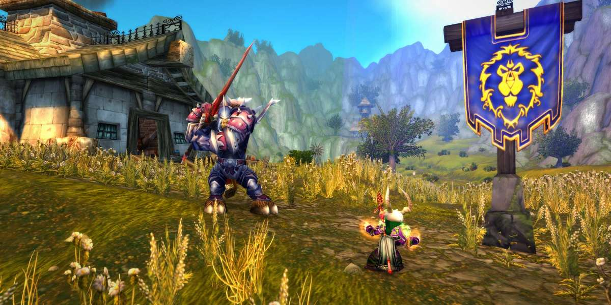 World of Warcraft: The Original Story of This Fantasy World