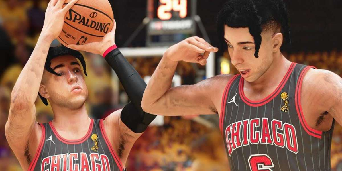 """3D basketball simulation NBA 2K.""""The Greek Freak"""" is still alive and well for the Milwaukee Bucks!"""