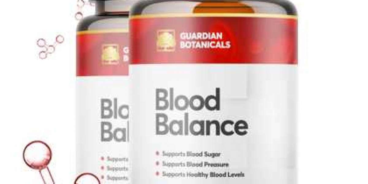 What Is Guardian Botanicals Blood Balance Australia?