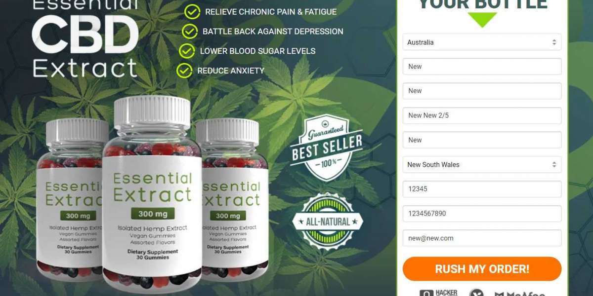 Where To Order Essential CBD Extract Gummies?