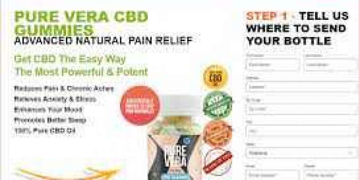 Pure Vera Premium CBD Gummies Advantages