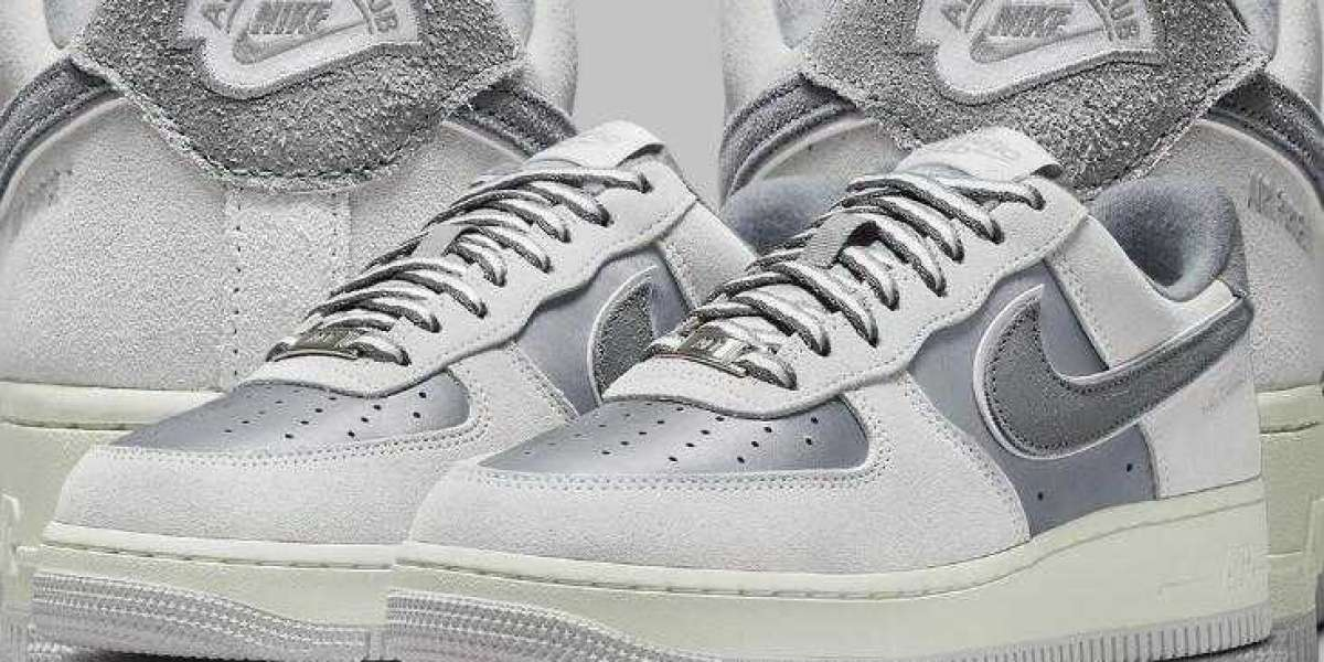Athletic Club Collection Injects Vintage Styling To The Air Force 1 Low